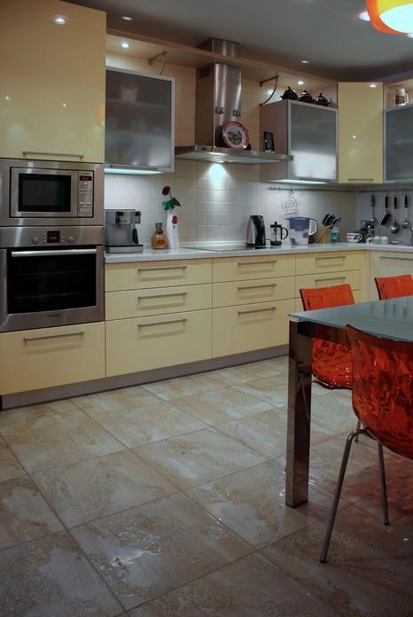 интерьер кухни - фото № 22256
