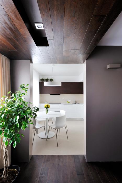 Квартира. кухня из проекта , фото №22419
