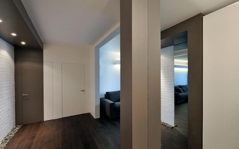 Квартира. холл из проекта , фото №22429