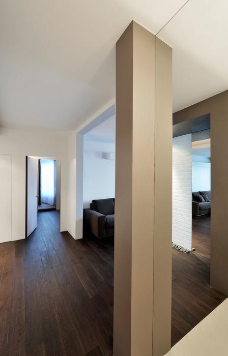 Квартира. холл из проекта , фото №22430