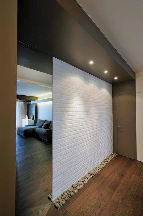 Квартира. холл из проекта , фото №22431