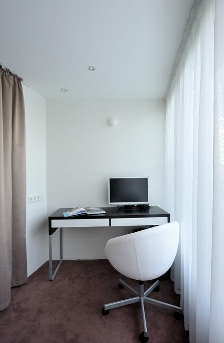 Квартира. кабинет из проекта , фото №22433