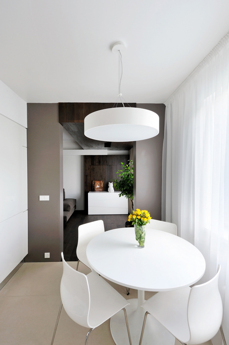 Квартира. кухня из проекта , фото №22420