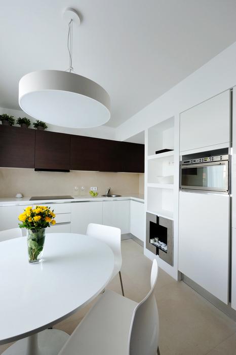 Квартира. кухня из проекта , фото №22421