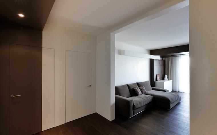 Квартира. холл из проекта , фото №22428