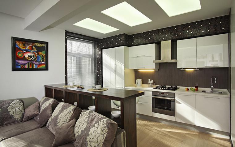 Фото № 22458 кухня  Квартира