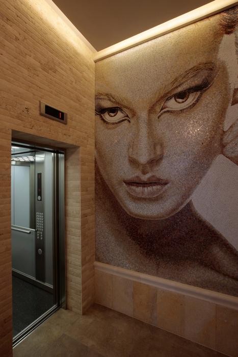 интерьер холла - фото № 22506