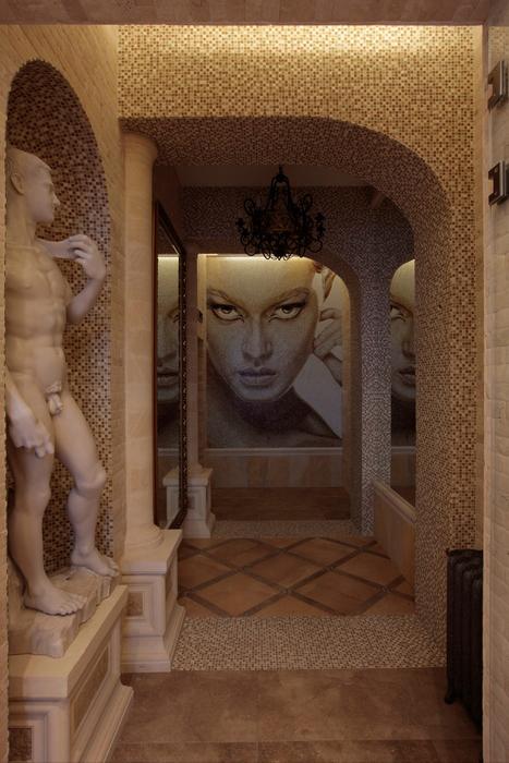 интерьер холла - фото № 22507