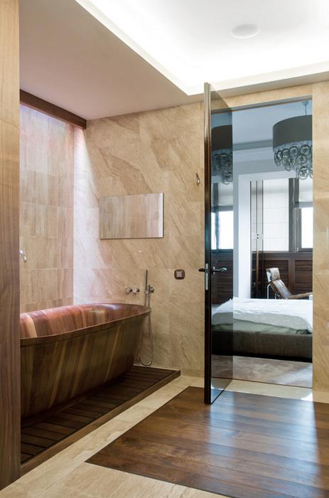 Квартира. ванная из проекта , фото №22566