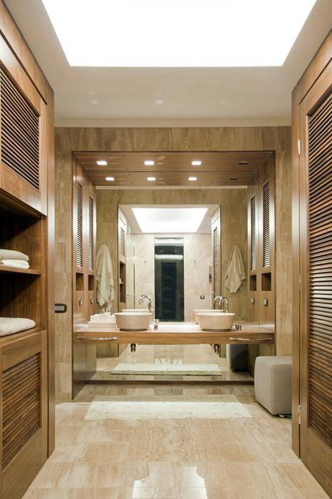 Квартира. ванная из проекта , фото №22567