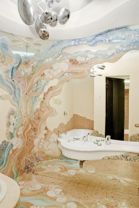 Квартира. ванная из проекта , фото №22568