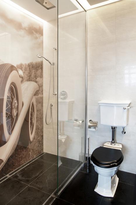 Квартира. ванная из проекта , фото №22569