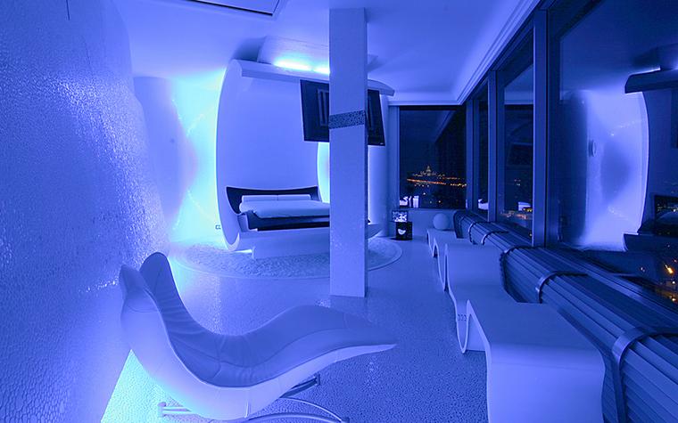 интерьер спальни - фото № 22643