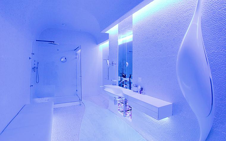 интерьер ванной - фото № 22639