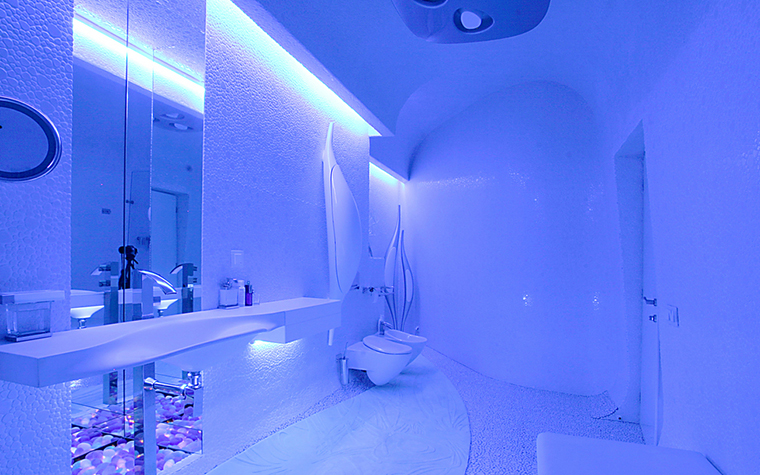 интерьер ванной - фото № 22640