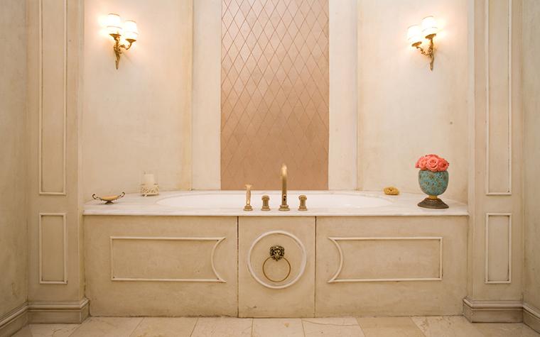 интерьер ванной - фото № 22663