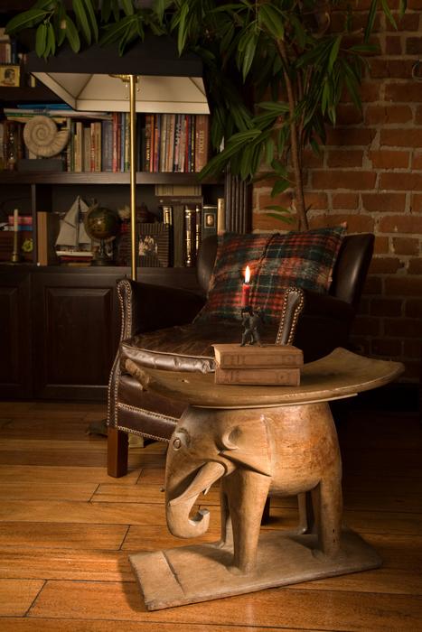 интерьер кабинета - фото № 22657