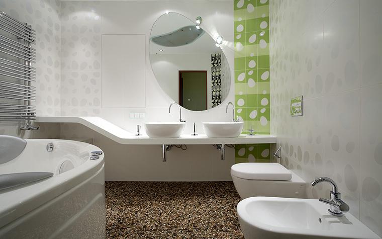интерьер ванной - фото № 22728