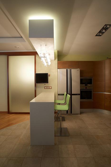 Квартира. кухня из проекта , фото №22731
