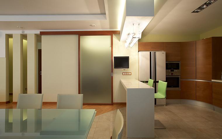 Квартира. кухня из проекта , фото №22732