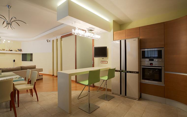 Квартира. кухня из проекта , фото №22733
