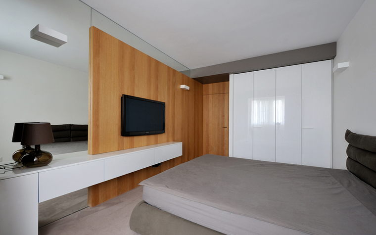 интерьер спальни - фото № 22813