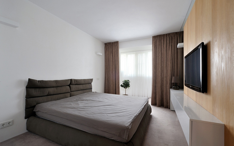 интерьер спальни - фото № 22812