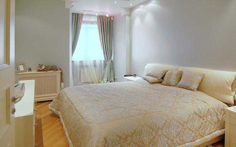 интерьер спальни - фото № 22824