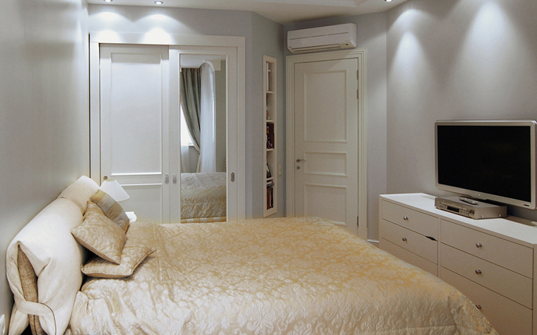 интерьер спальни - фото № 22825