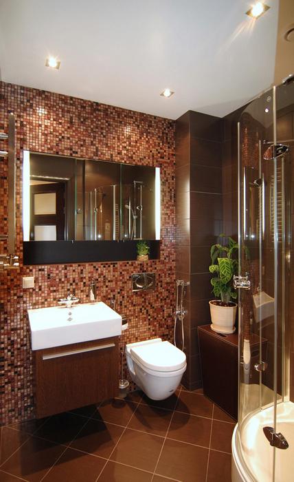 интерьер ванной - фото № 22834