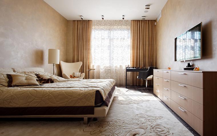 интерьер спальни - фото № 22842