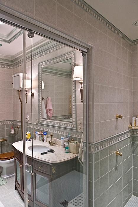 интерьер ванной - фото № 22865