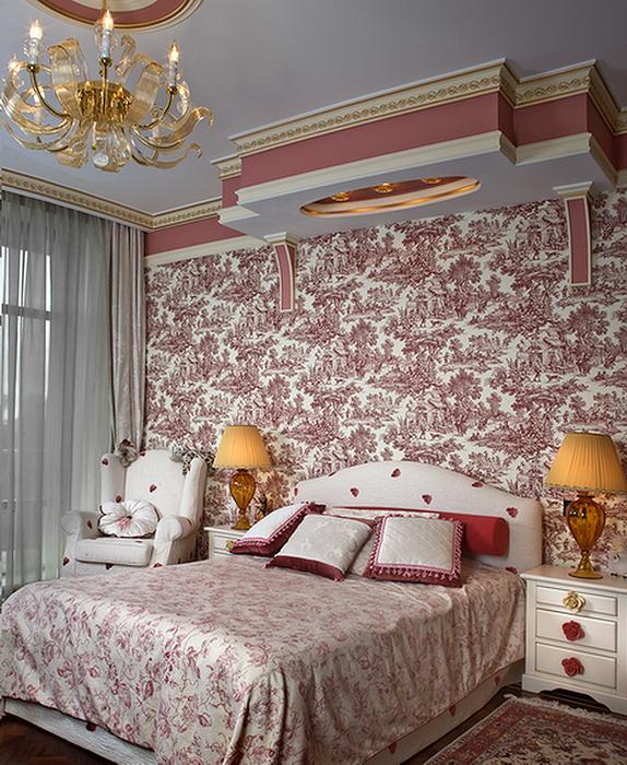 спальня - фото № 22861