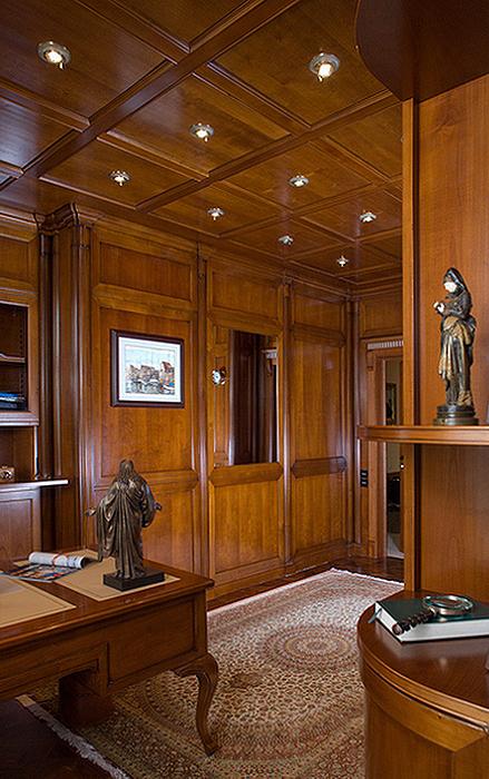 Квартира. кабинет из проекта , фото №22863