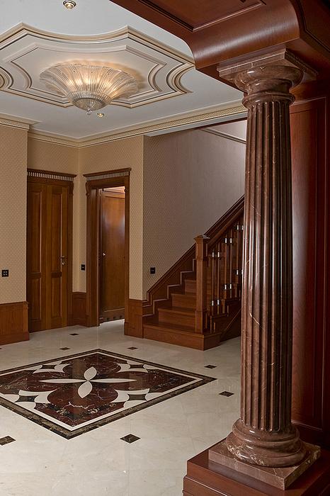 Квартира. холл из проекта , фото №22867