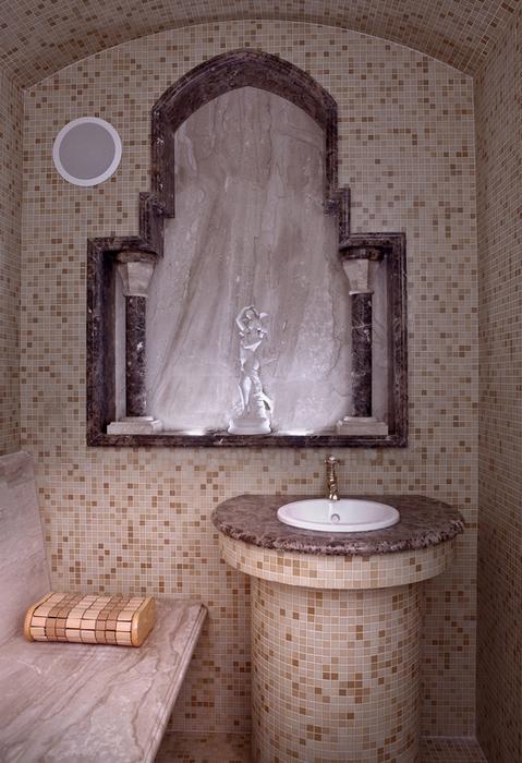 Квартира. баня сауна из проекта , фото №22862