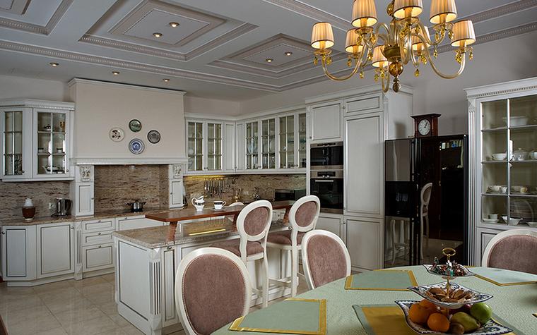 Квартира. кухня из проекта , фото №22864
