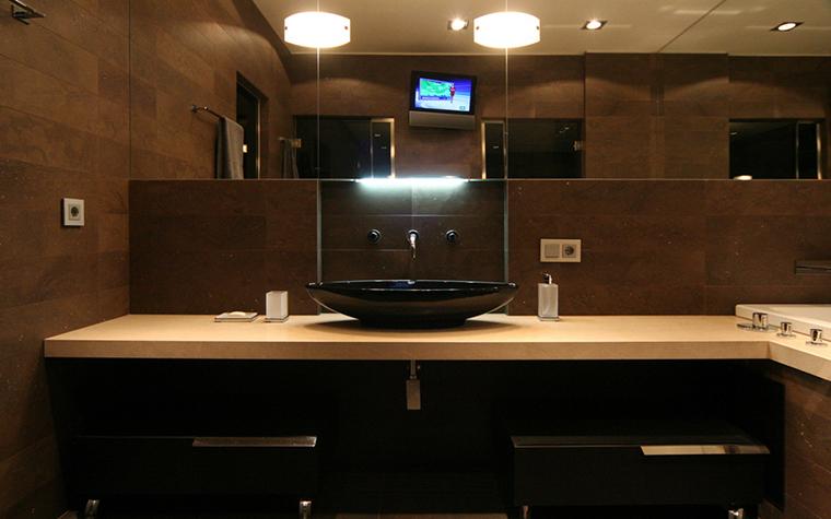 интерьер ванной - фото № 22875