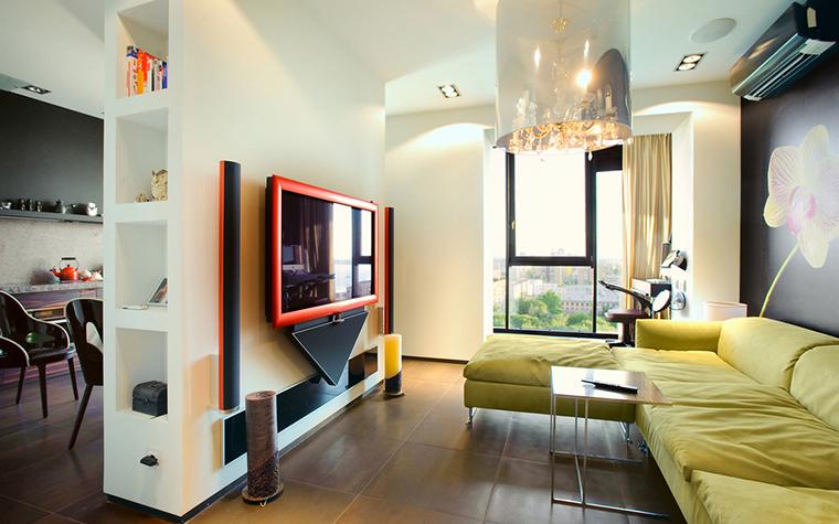 интерьер гостиной - фото № 22869