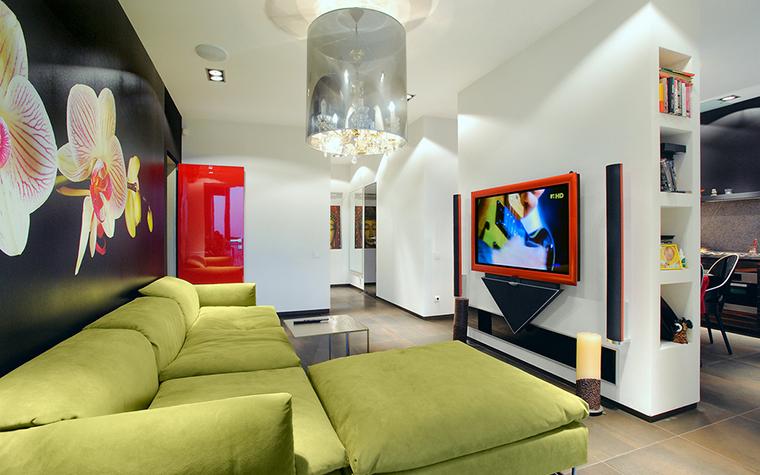 интерьер гостиной - фото № 22870