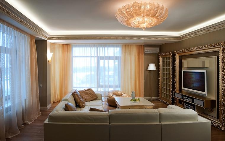 гостиная - фото № 22946