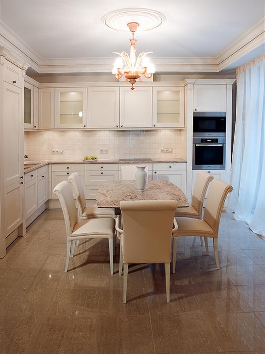 Квартира. кухня из проекта , фото №22942