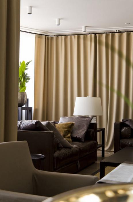 Фото № 22950 гостиная  Квартира