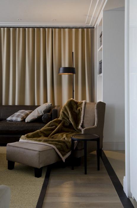 Фото № 22993 гостиная  Квартира