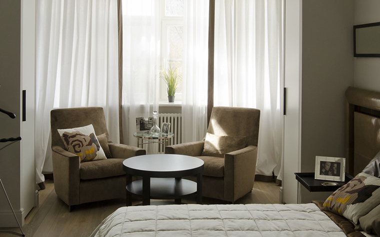 Фото № 22971 спальня  Квартира