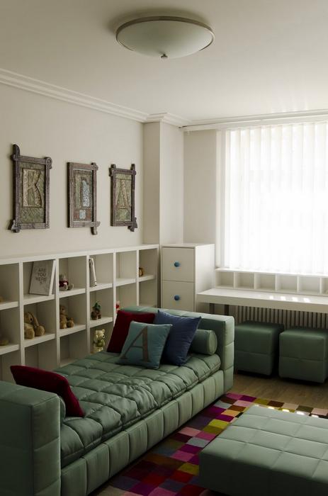 Фото № 22981 детская  Квартира