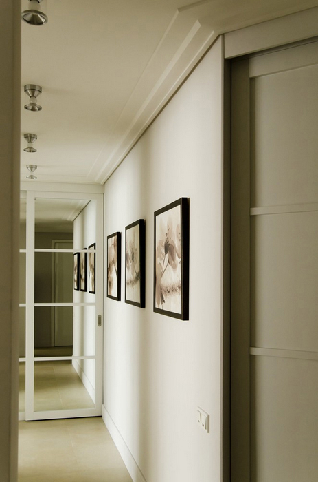 интерьер холла - фото № 23013