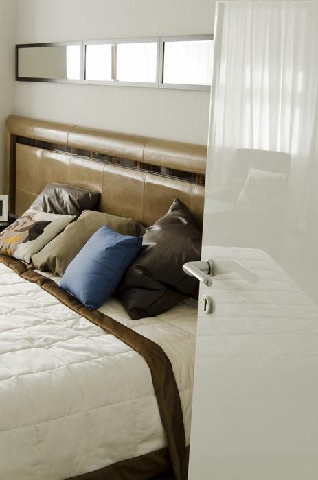 Фото № 22972 спальня  Квартира