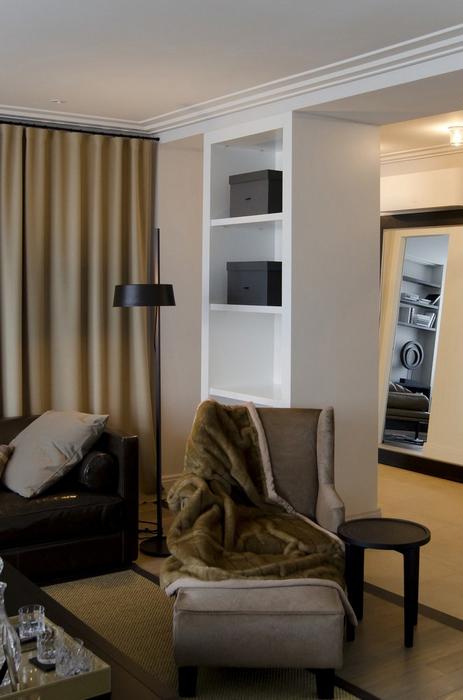 Фото № 22953 гостиная  Квартира