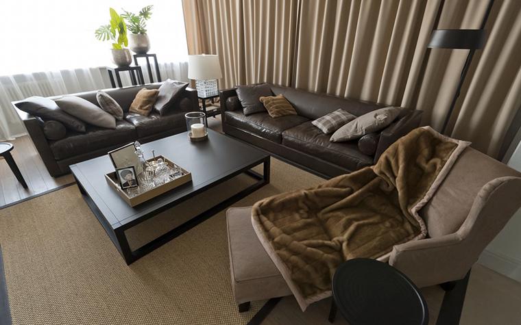 Фото № 22956 гостиная  Квартира